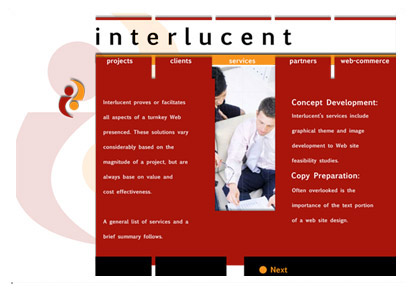 Interlucent Interactive Web & Multimedia Firm